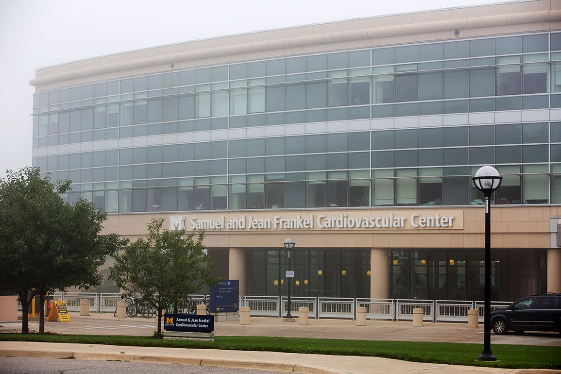 Samuel and Jean Frankel Cardiovascular Center