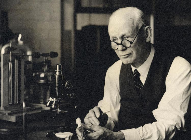 Frederick Novy and the birth of the physician-scientist