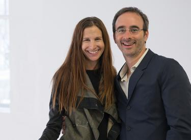 Liz and Eric Lefkofsky