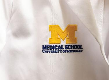 The U-M Medical School White Coat Pledge